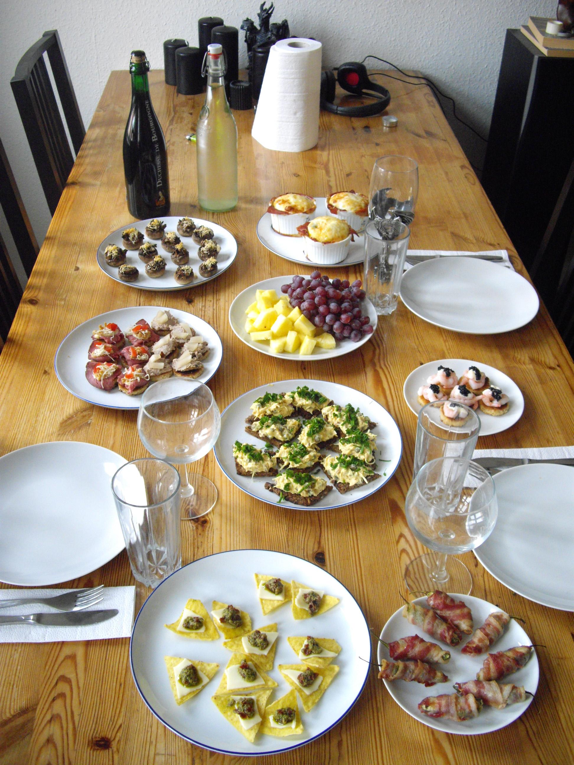 frokost opskrifter med billeder