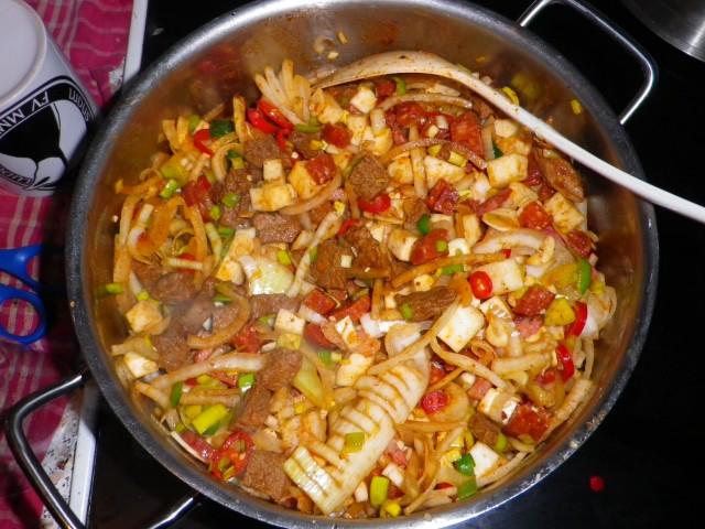 Gullasch suppe pande 1