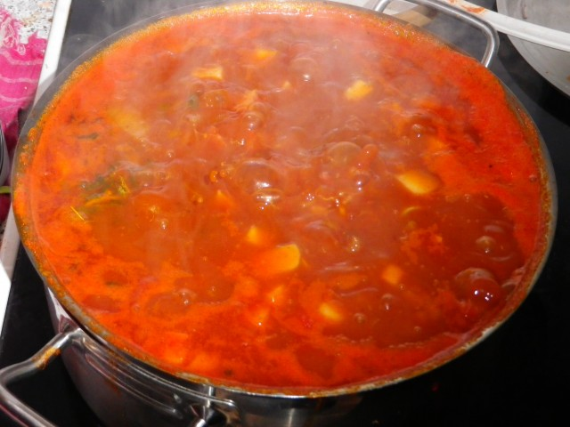 Gullasch suppe pande 2