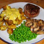 Sauce béarnaise – med mørbradbøf og ovnkartofler