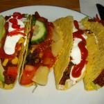 Taco buffet