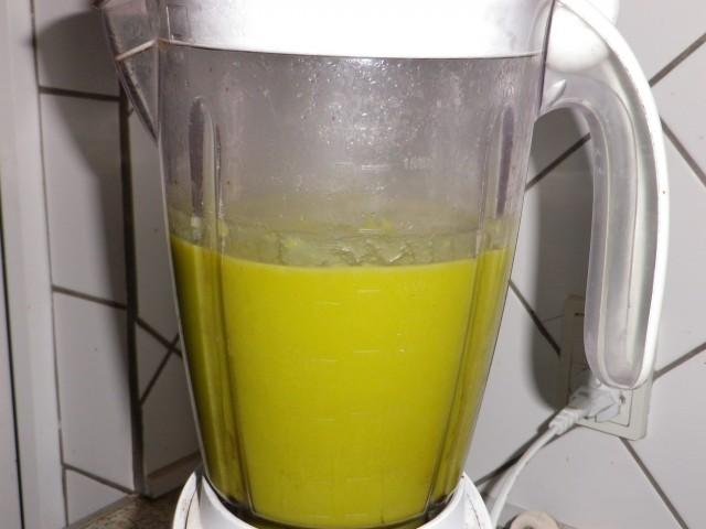 Aspargessuppe blender